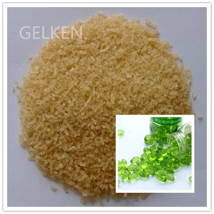 pharmaceutical grade empty capsule gelatin powder