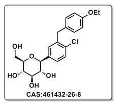 Dapagliflozin CAS#461432-26-8
