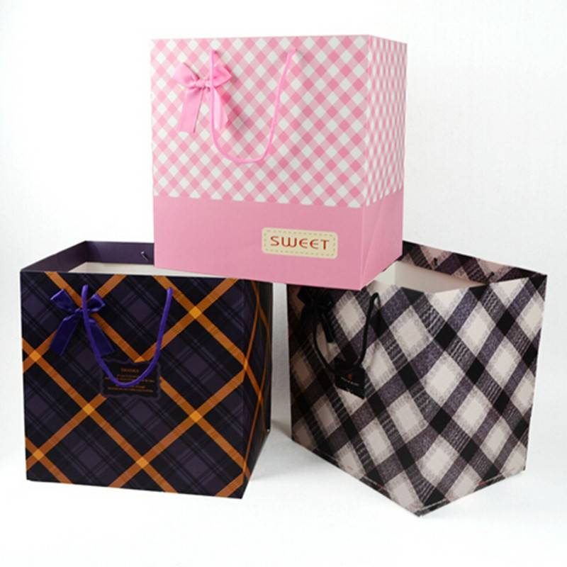 Big size paper bag gift paper bag
