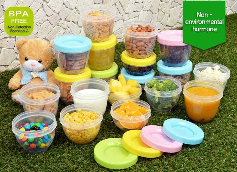 Baby Food Safety Bowl