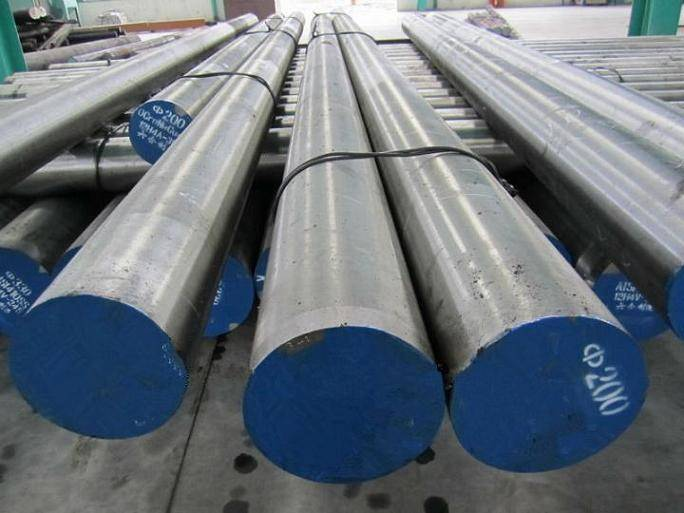 Forged steel bar 1.2379 wholesaler