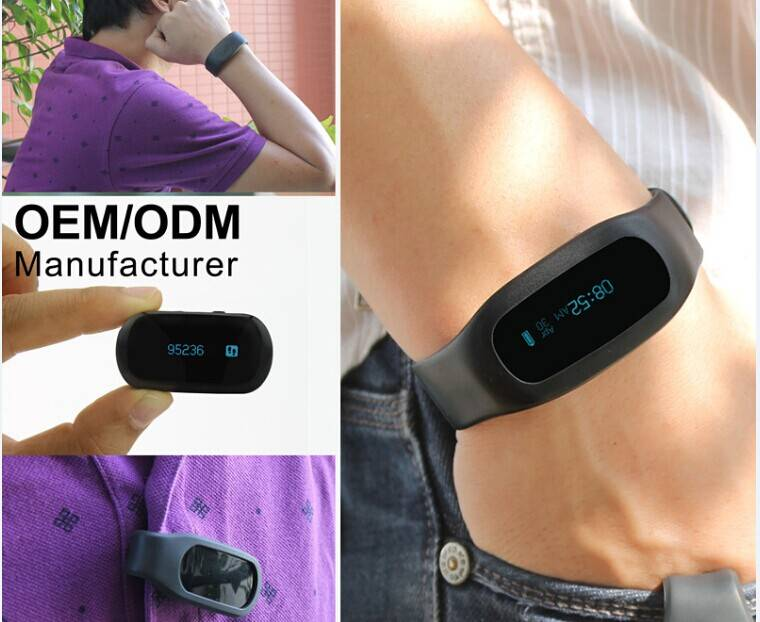 High Quality Smart Watch Bluetooth Watch Bracelet with Calorie Counter