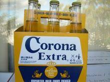 Corona Extra Beer Available