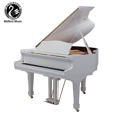Royal series white grand piano GP-152W