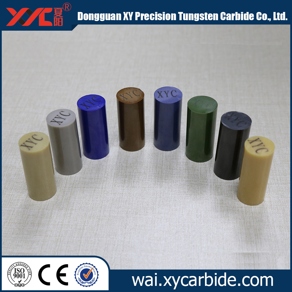 technical ceramic rods with differ color