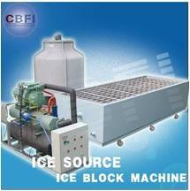 Large Ice block Machine produce easy operation