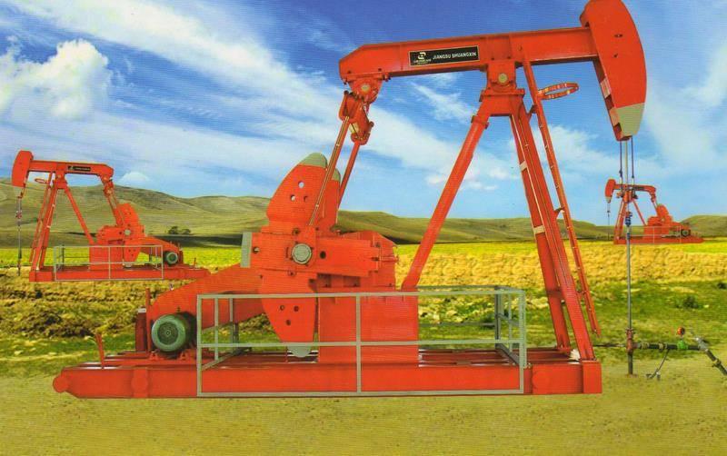 Oil-pumping unit, pumping units, pumping equipment, three pump, oilfield equipment, oil machinery