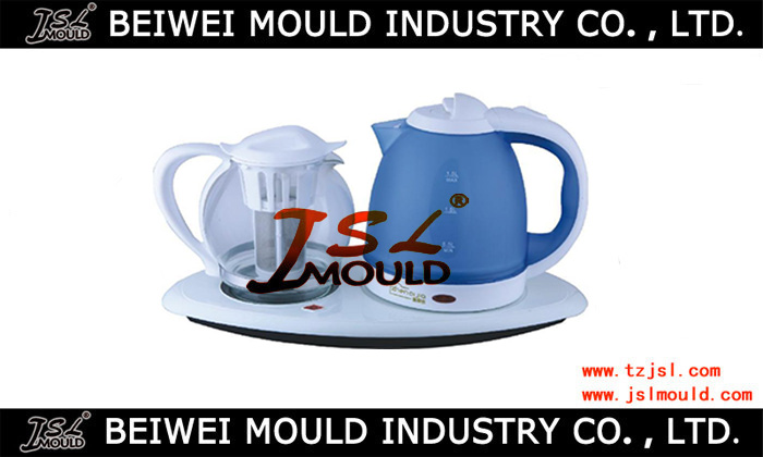 GOOD QUALITY plastic kettle shell injection mould with CE