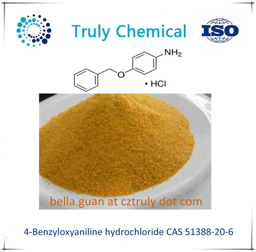 4-Benzyloxyaniline hydrochloride CAS 51388-20-6