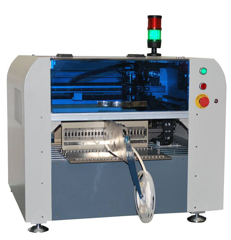 Desk top/ Bench Top  Mini Automatic Pick and Place Machine TP210+ (Torch)