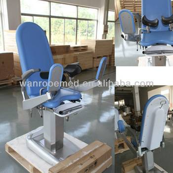 A-S102A Height Adjustable Electric Gynecology Chair