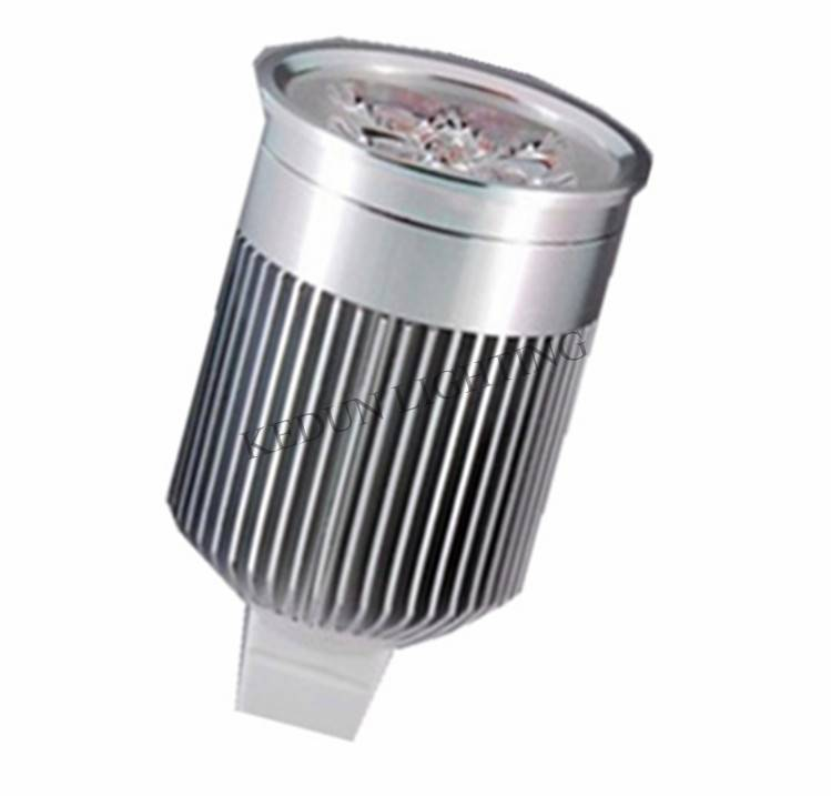 MR16 4*1W LED Spot Light with GU10 Lamp Base (KD-MR16-10)