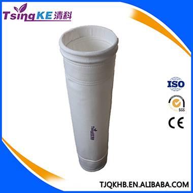 Tsingke Polyester Needle Felt Cememnt Industry Dust Collector Filter Bag