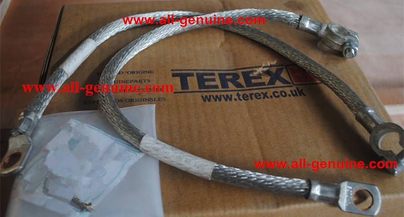 NHL TEREX TR50 TR60 TR100 TR35A 3305F dump truck  Battery Negative Cable 09382777