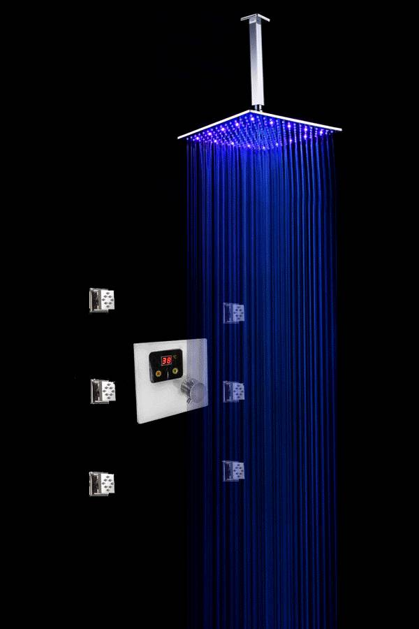 Intelligent Thermostatic Shower