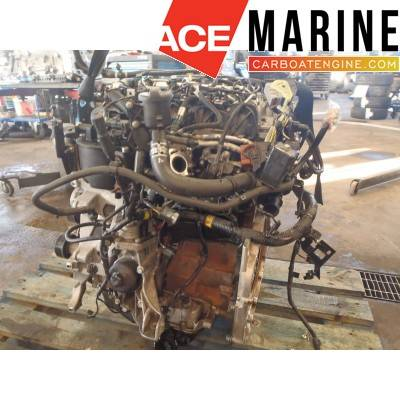 JAGUAR XF engine - 224DT - 224DT / DZ80 - build 2013 Used Car Engine