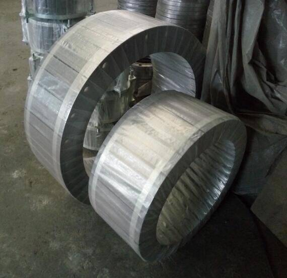 DN300 Carbon Steel Flange Expansion Joint