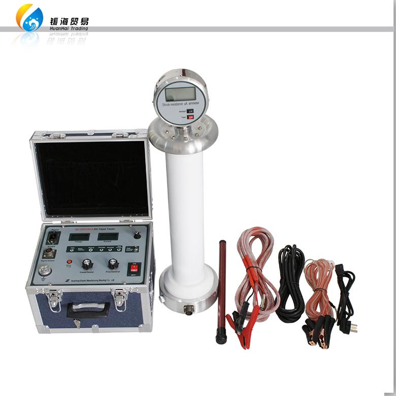 120KV 5mA DC High Voltage Generator DC Hipot Test Equipment