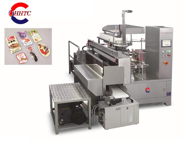 ZK100 Automatic Rotary Packing Machine (Vacuum)