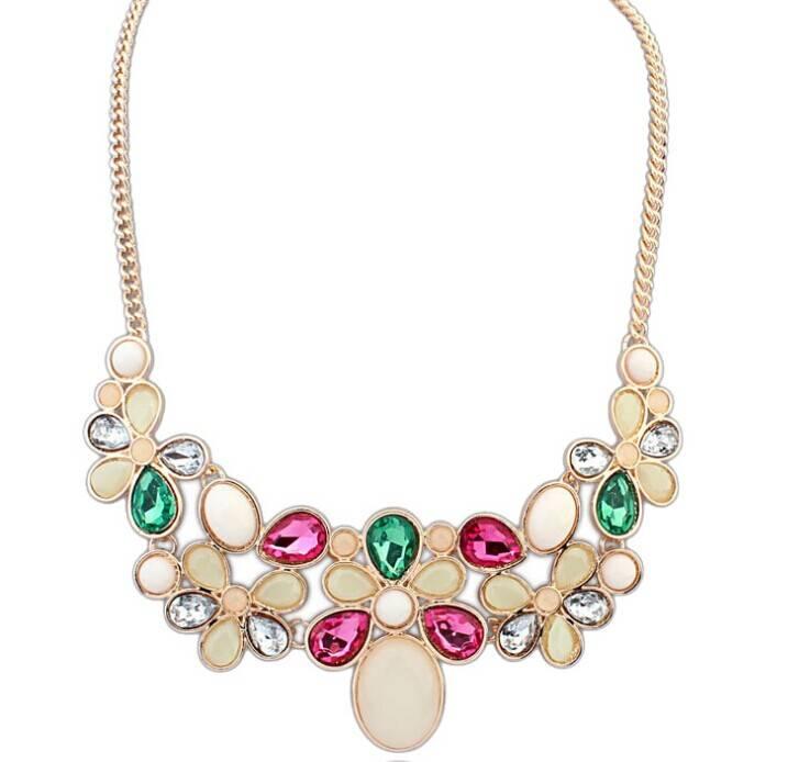 OEM Unique Design Pendant necklace for swarovski jewelry