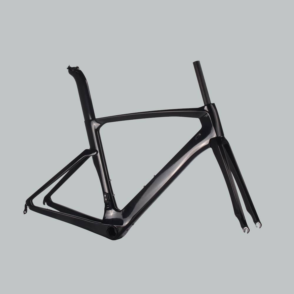 2016 New aero carbon frame , 700C carbon bike frame