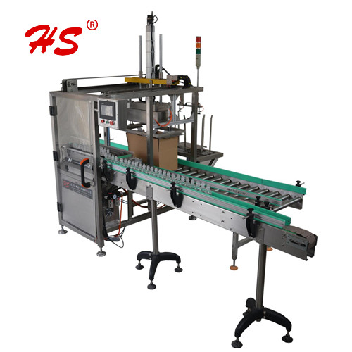 carton filling machine for box