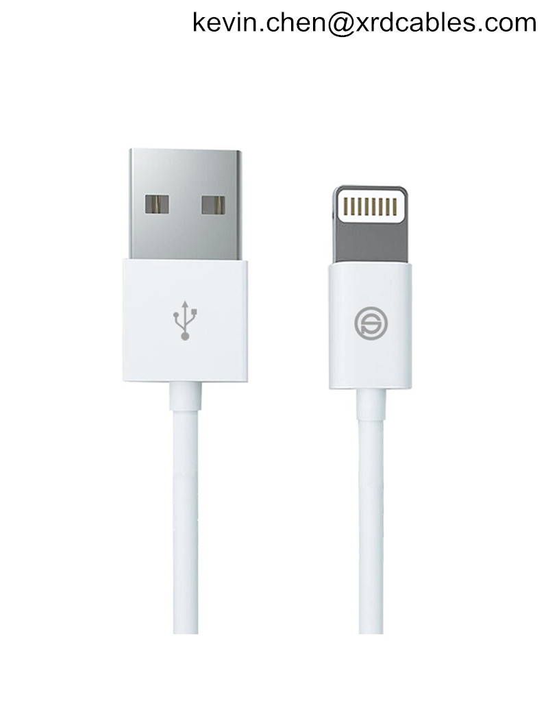 Lightning to USB Cable - 3 Feet (0.9 Meters) for iPhone 7/7 Plus, 7s/7s Plus, 6/6 Plus, 6s/6s Plus,