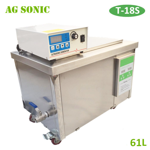AG SONIC Ultrasonic Cleaner 60L for Filter Carburetor Cleaning
