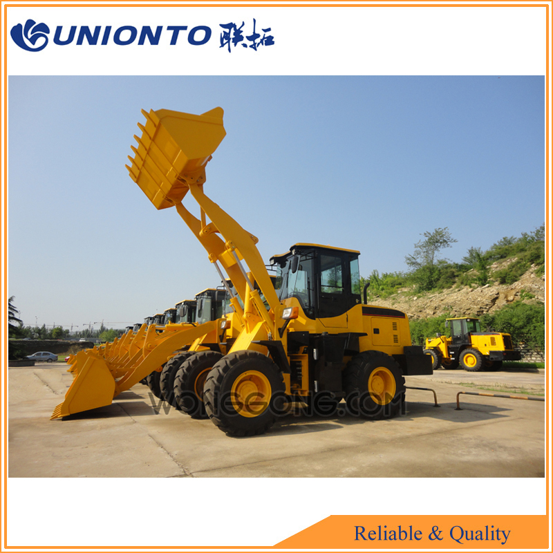 UNIONTO-828 Wheel Loader from factory direct sale