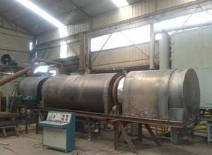 High Carbonization Rate Carbonization Furnace Equipment Manufacturer