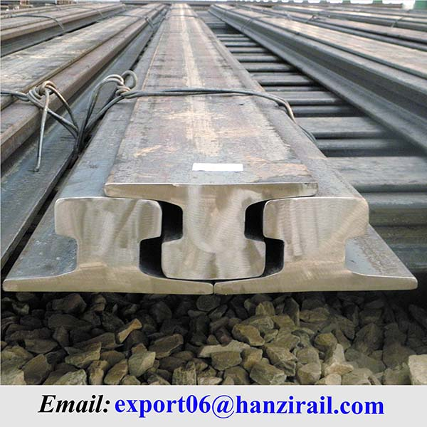 Railway Crane Steel Rail Direct Manufacturer