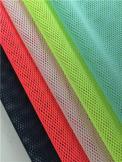 micro polyester spacer shoe mesh fabric