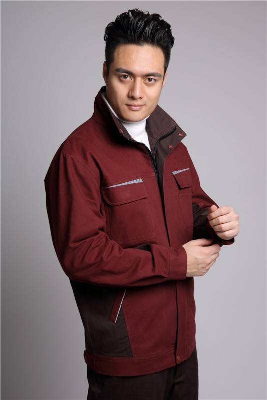 OEM new design breathable antistatic work clothes