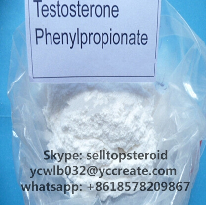 Anabolic Steroids Supplements Testosterone Phenylpropionate 15262-86-9