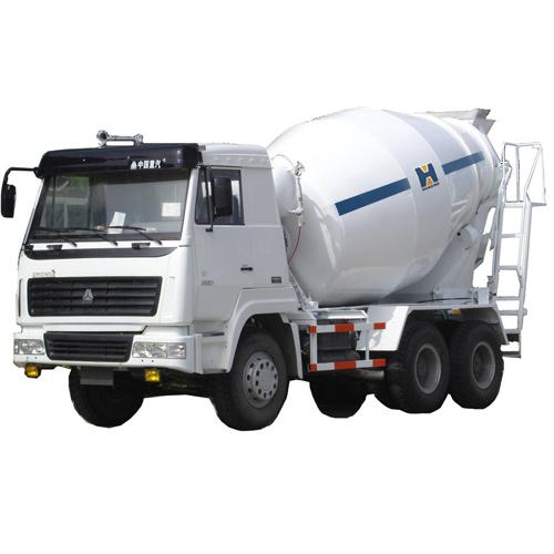 HIgh Quality Construction Equipment 10 CBM Concrete Mixer Truck or Transit Mixer Truck
