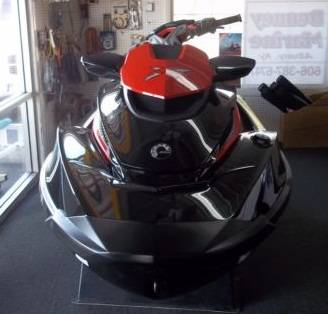 New SeaDoo Model RXT-X 260