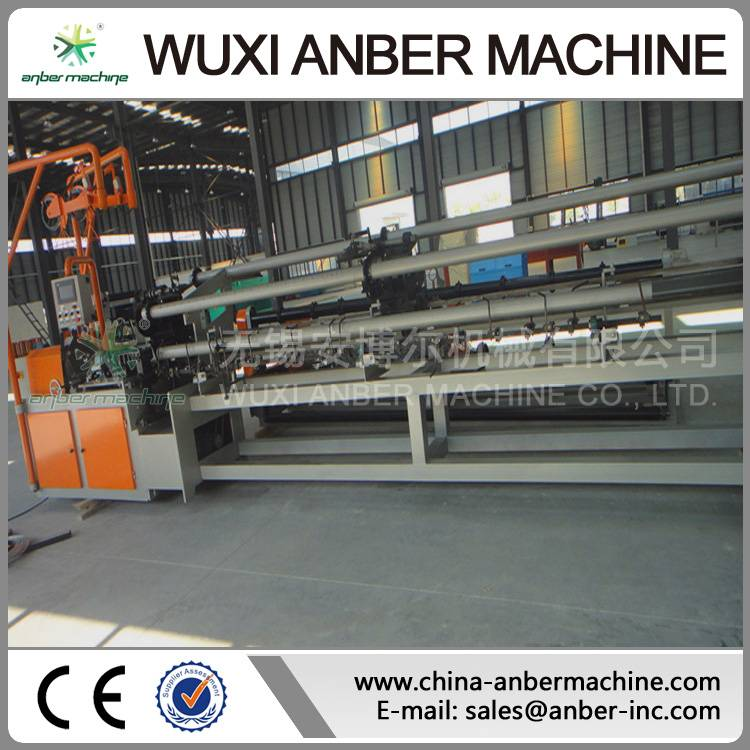 14p420  4m Chain link fence machine