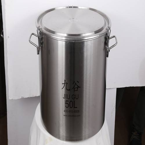 304 STAINLESS STEEL MILK CONTAINER