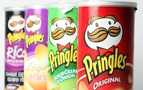 Pringles | All flavors and sizes