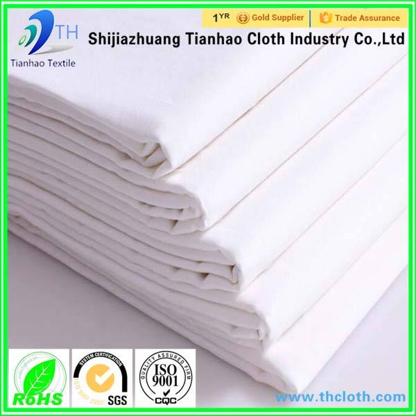 65% polyester 35% cotton 110X76 grey fabric in roll