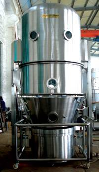 FG120 Fluid Bed Dryer of pharmaceutical machinery