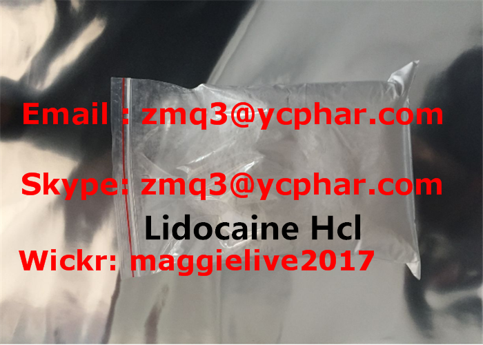 Lidocaine Hydrochloride For Antiarrhythmic