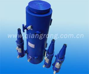 Post-tension Double-acting Hydraulic lifing Cylinders