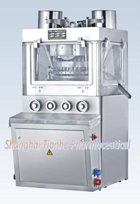 ZP35D/ZP37D/ZP41D Rotary Tablet Press