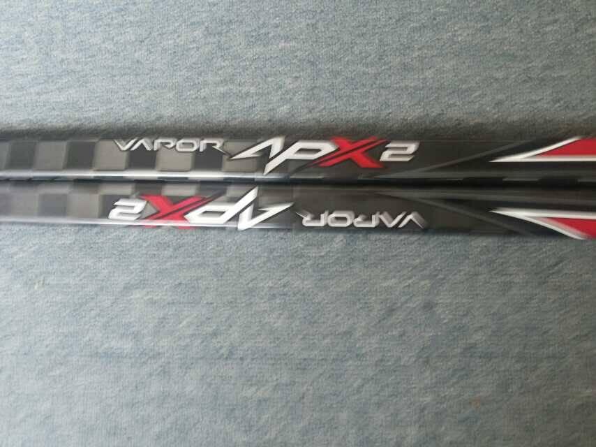 Carbon Vapor Apx2 Composite Griptac Sr. Ice Hockey Stick