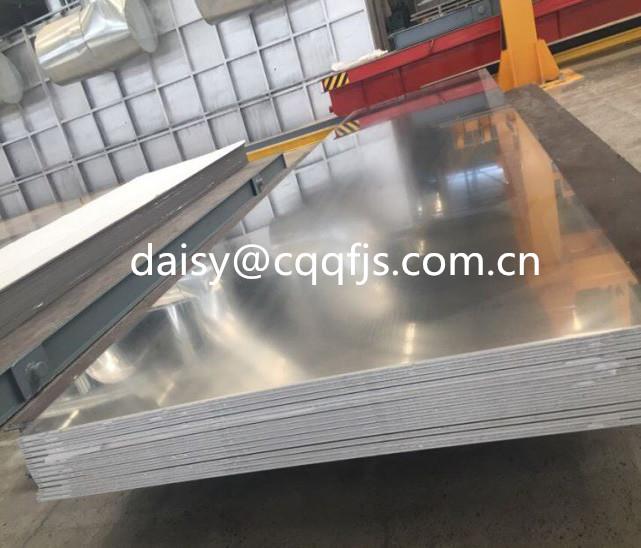 Aircraft quality aluminum sheet 2024 t3