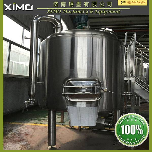Craft Beer Brewing Equipment