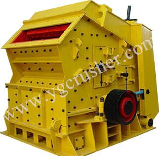 Yigong brand durable and longer lifetime sand stone impact crusher,