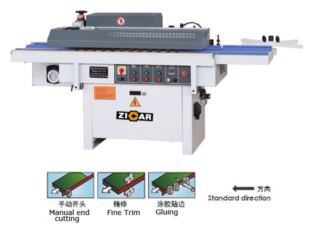 PVC edge banding machine MF45A