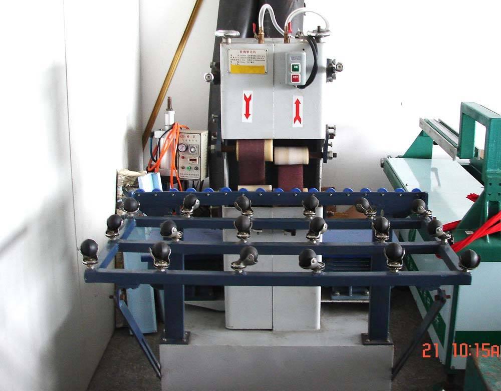 HSM Belt Chamfering Grinding Machine